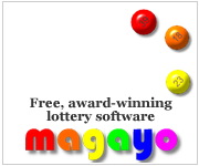 Get our free Lottó winning numbers for your website!