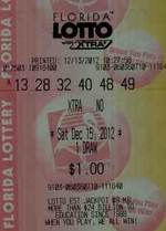 Lotto winner for Florida Lotto