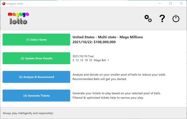 Best free Lotto America software