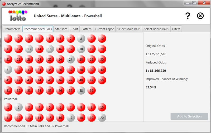 magayo Lotto (64-bit) full screenshot